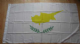 Cyprus Large Country Flag - 3' x 2'.